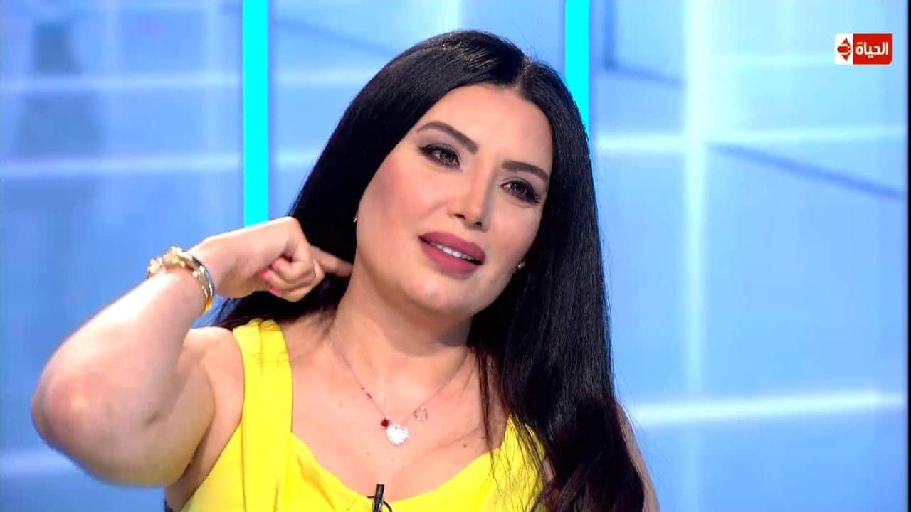 """عبير صبري تثير الجدل بعد حديث """"القُبلات ومشاهد الإغراء"""" مع عمرو الليثي ولهذا انهارت بالبكاء"""