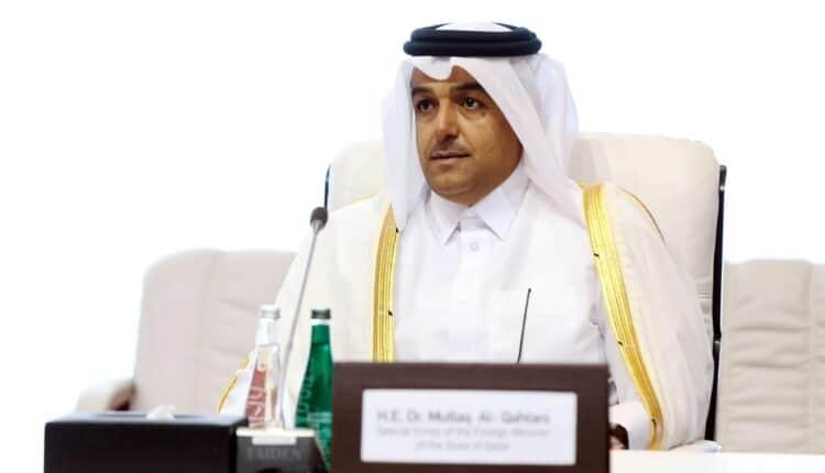 مطلق القحطاني قطر تعرض الوساطة