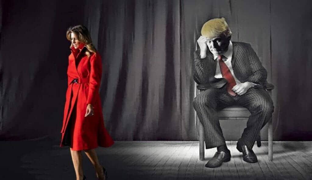 مساعدة ميلانيا ترامب تكشف مفاجأة حول العلاقة بين الزوجين؟!