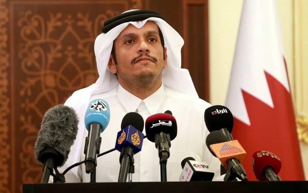 وزير خارجية قطر يفضح نفاق السعودية والإمارات واستخدام أدواتها الإرهابية ضد الشعوب العربية