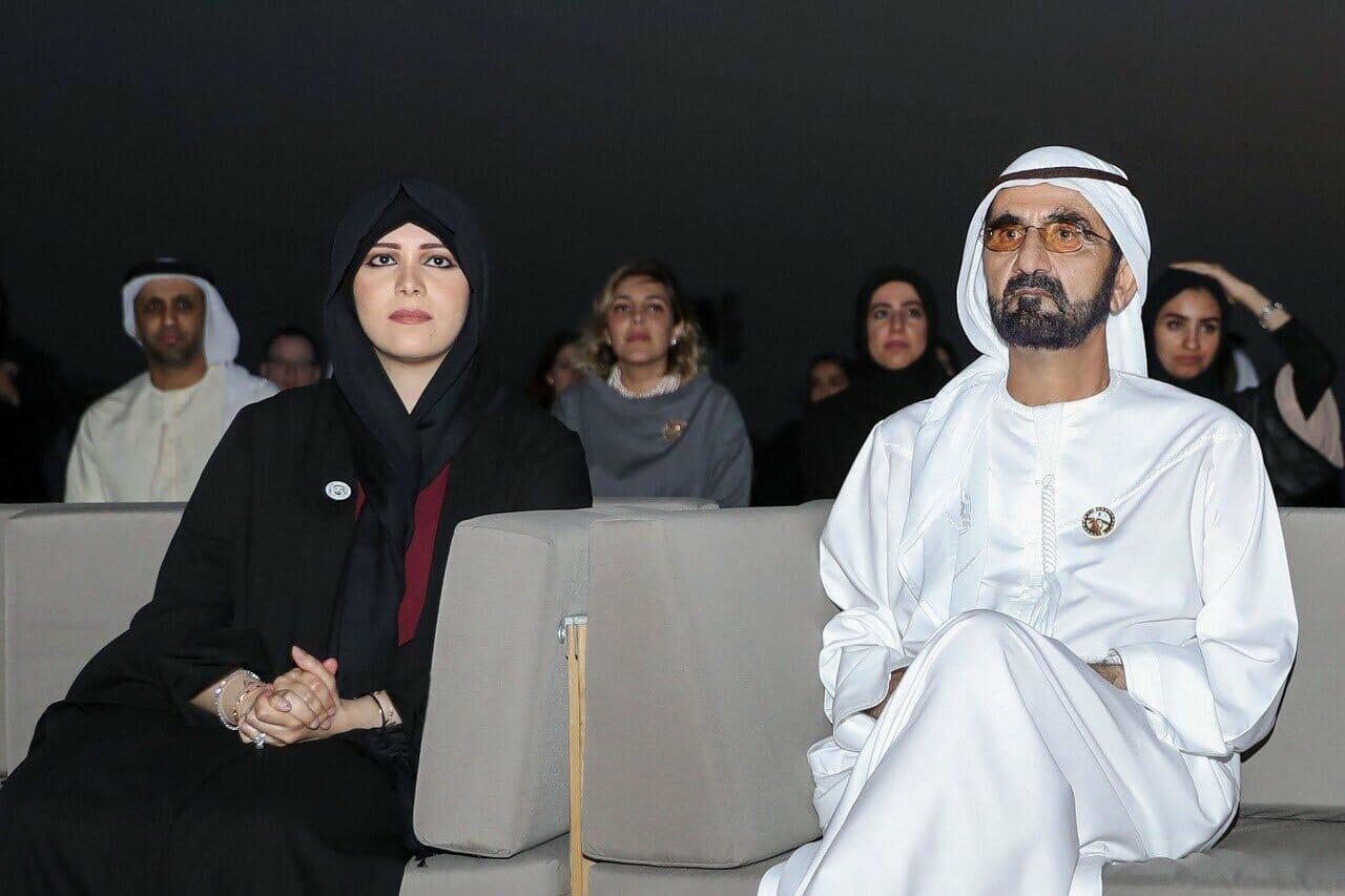 فضيحة محمد بن راشد مع ابنته الشيخة لطيفة وصلت الأمم المتحدة