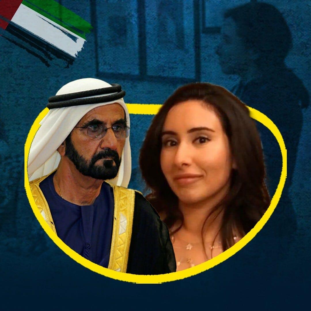 محمد بن راشد في ورطة كبيرة مع ملكة بريطانيا