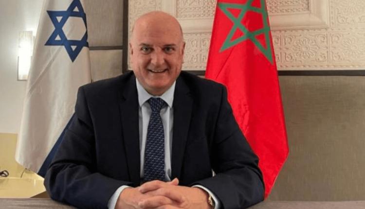 دافيد غوفرين رئيس البعثة الاسرائيلية في المغرب