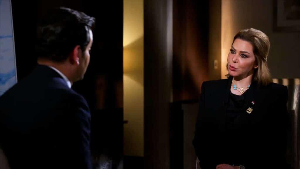 لأول مرة.. رغد صدام حسين تنشر فيديو خاص مع عائلتها من داخل منزلها في الأردن