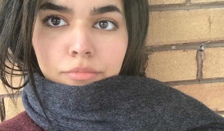 السعودية رهف القنون تنتقد الحجاب