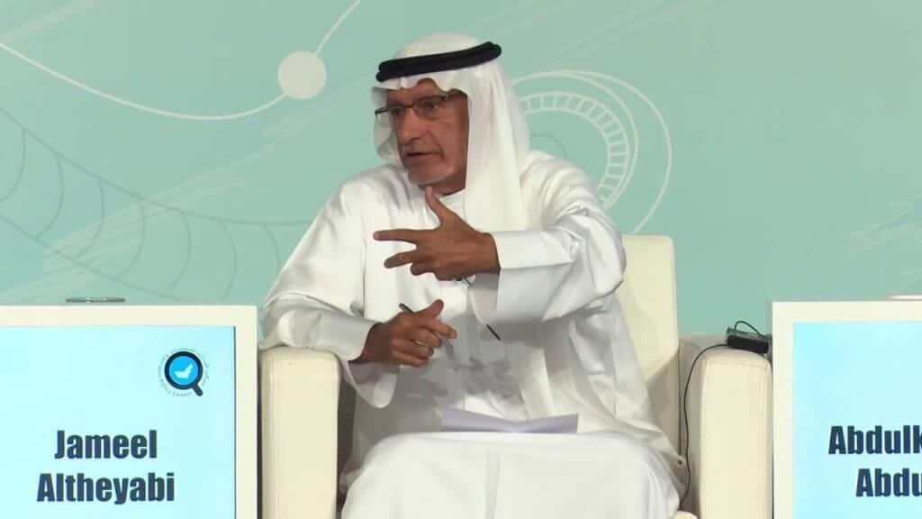 """عبدالخالق عبدالله حذف تغريدة """"شهر العسل"""" وحساب عماني يكشف ما وراء الكواليس"""