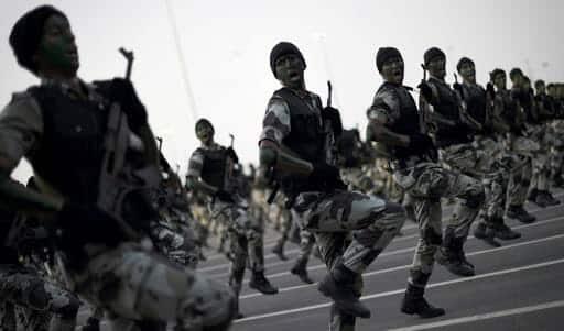 """بدأت بـ """"السيف الأجرب"""" وانتهت بـ """"فرقة النمر"""".. هؤلاء هم جنود ولي العهد السعودي الغامضين"""