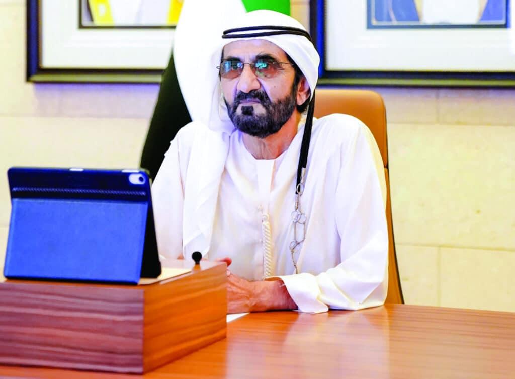 حاكم دبي يشارك باليوم العالمي للمرأة وتناسى ما فعله مع الأميرة هيا وابنتيه لطيفة وشمسة
