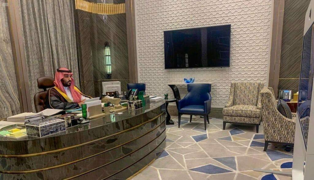 أمراء آل سعود يهنئون محمد بن سلمان بمولوده الجديد.. لماذا لقي اسمه تفاعلا كبيرا؟