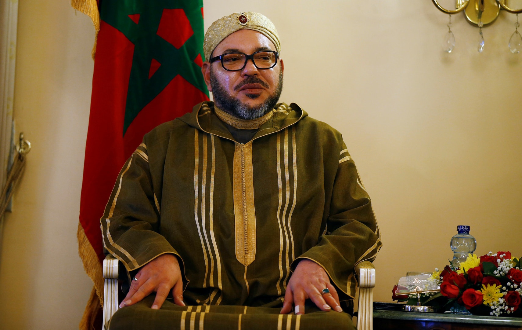 الجزائر تهاجم ملك المغرب محمد السادس