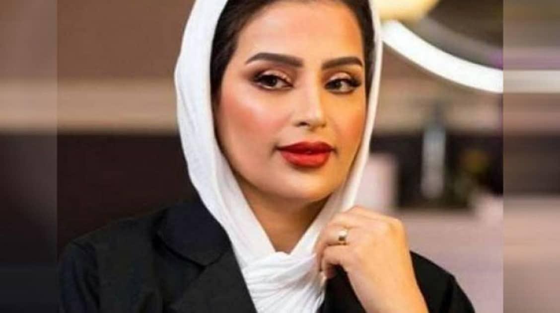 هيون الغماس في ورطة بعدما نشرت فيديو رومانسي يجمعها مع زوجها وطن يغرد خارج السرب