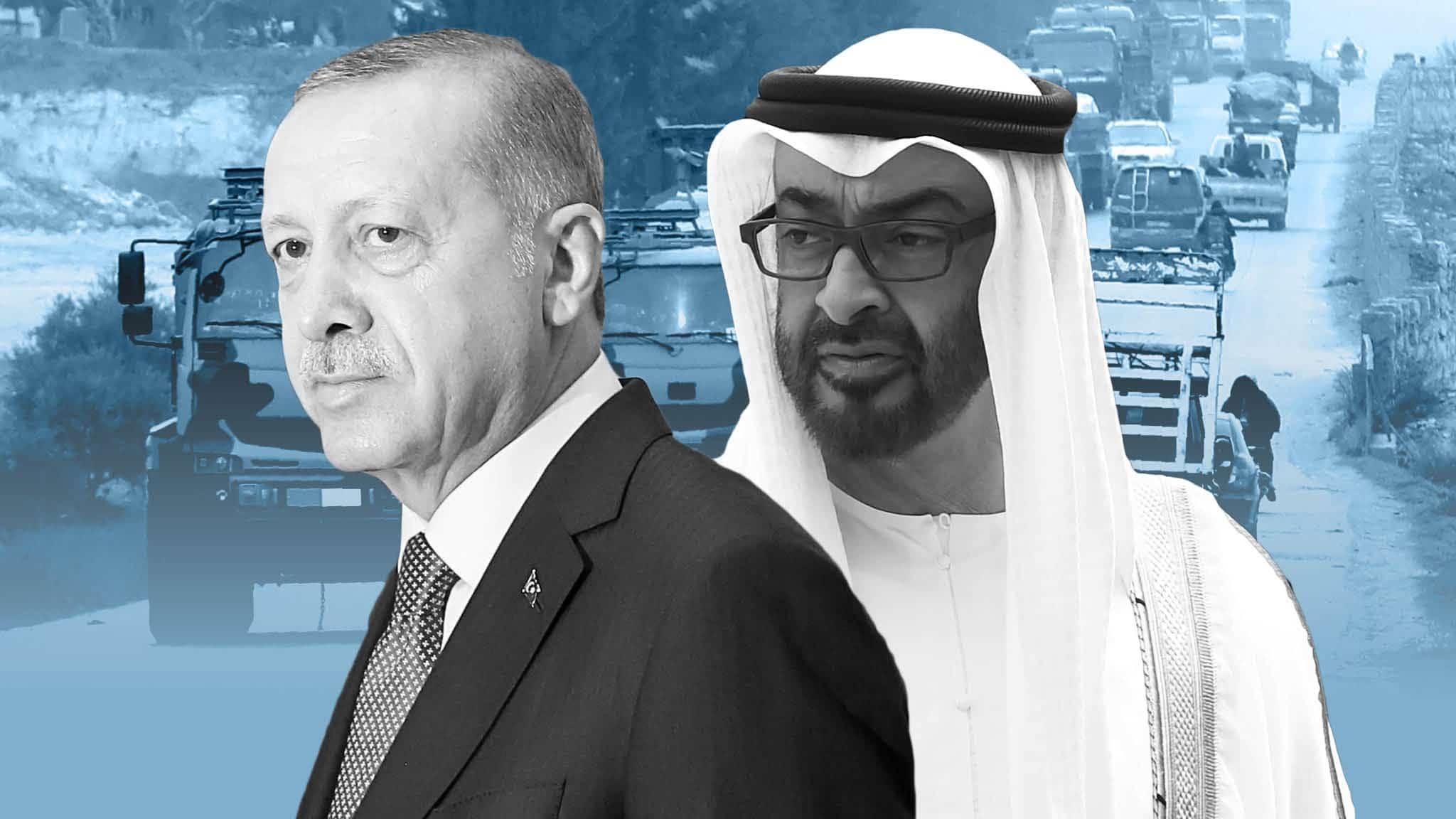 مستشار محمد بن زايد يضع 7 شروط للمصالحة مع أردوغان بعد التقارب مع السعودية