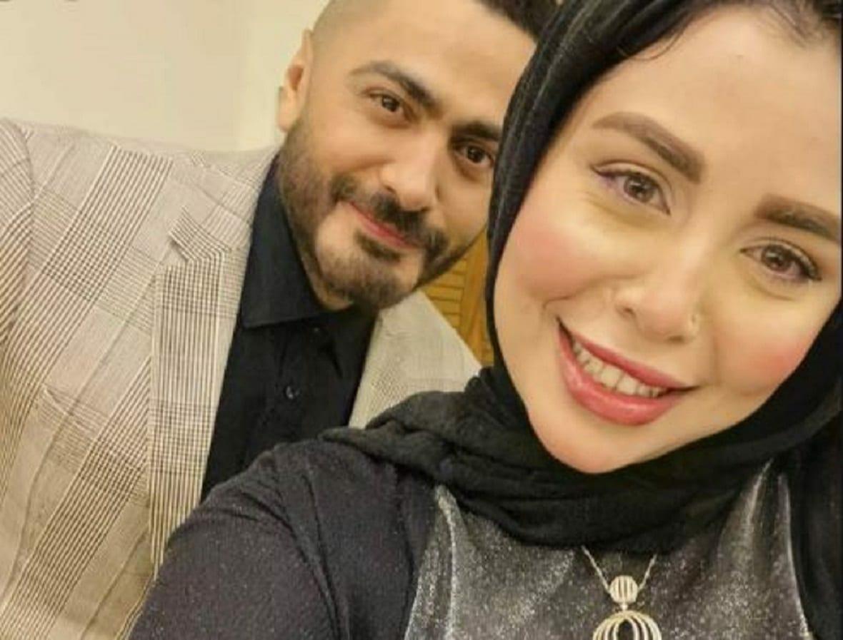 ملكة جمال مصر للمحجبات لم تتمالك نفسها عندما رأت تامر حسني