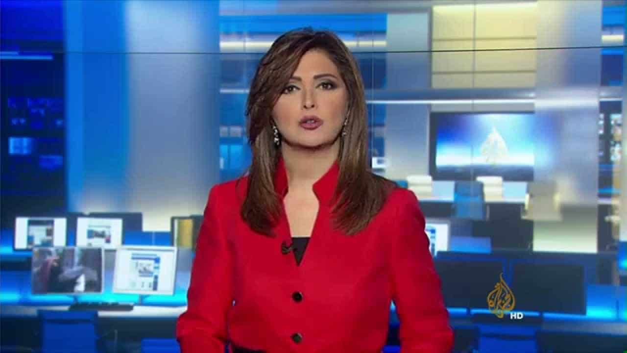 تعليق ناري من إعلامية الجزيرة إيمان عياد على الضربة التي وجهتها الأردن لنتنياهو