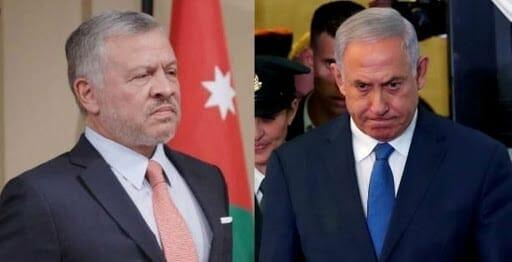 الملك عبدالله لا يثق بنتنياهو.. ميدل إيست آي: العلاقات الأردنية الإسرائيلية وصلت لمستوى سيئ للغاية