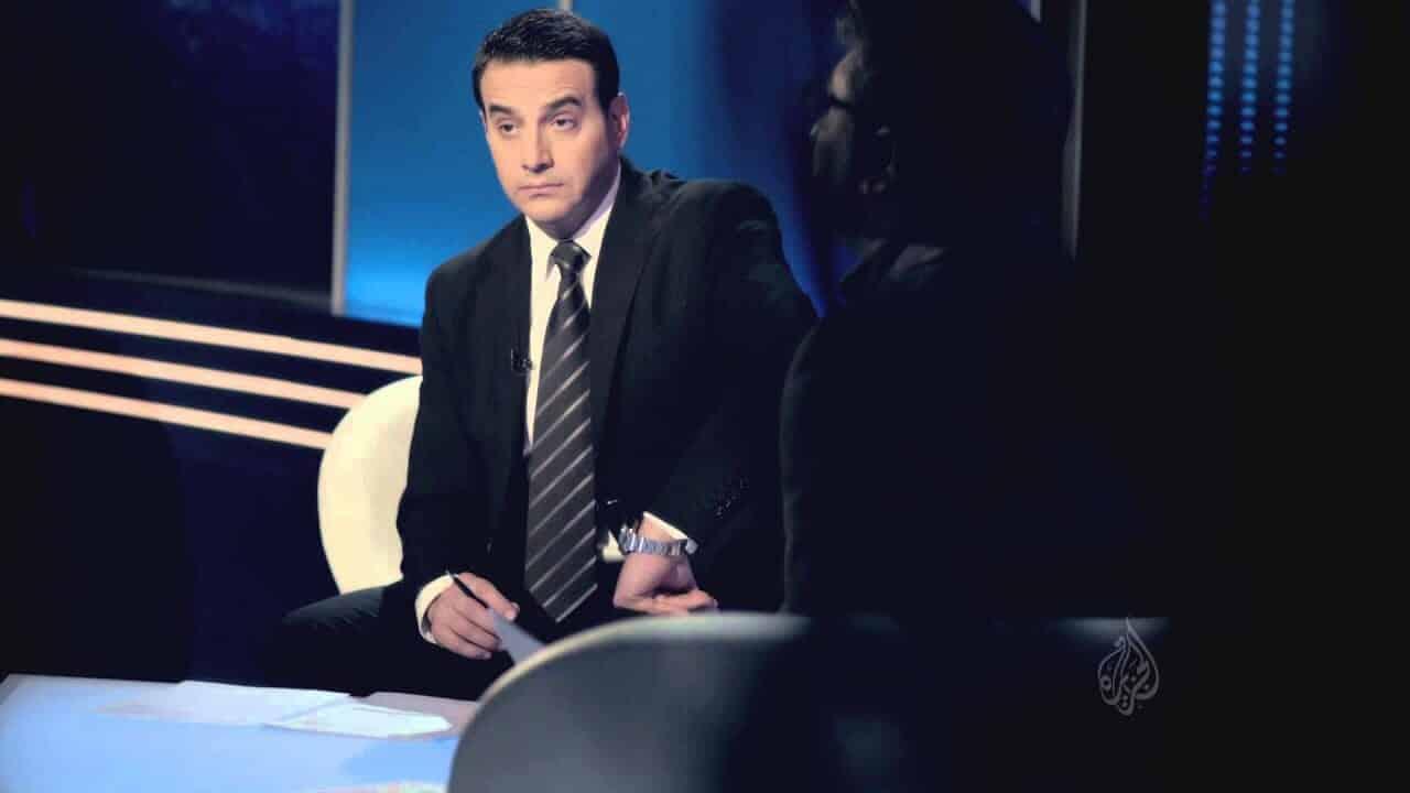 جلال شهدا إعلامي الجزيرة يكشف عن محاولة جهة خبيثة اختراق هاتفه