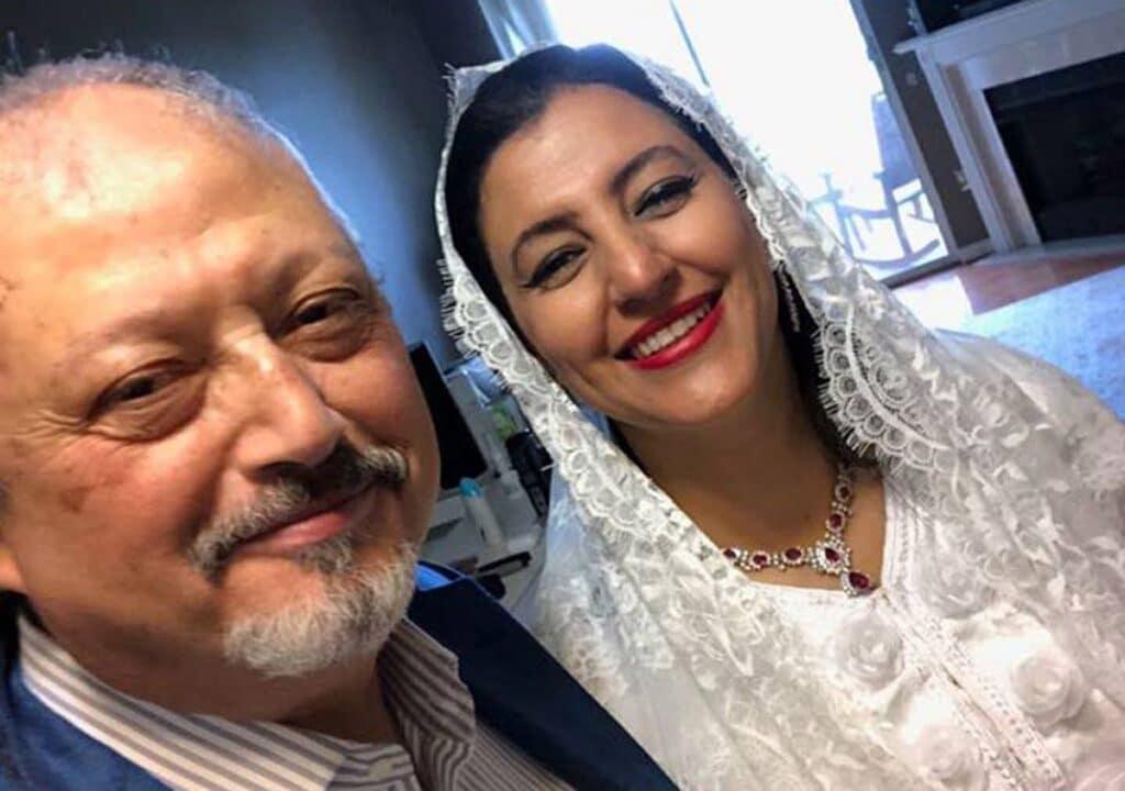 زوجة جمال خاشقجي تكشف أسرار زوجها ولماذا جرى تصفيته وكذبة خطوبته من التركية خديجة