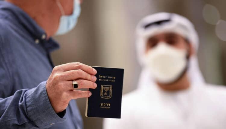 سياح اماراتيين في اسرائيل