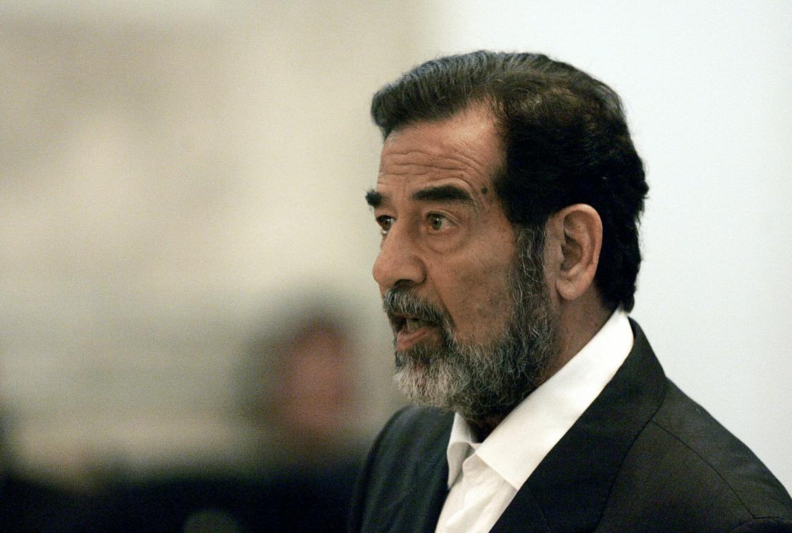 رغد صدام حسين تنشر قصيدة كتبها والدها في مديح قطر وأميرها.. ماذا قال