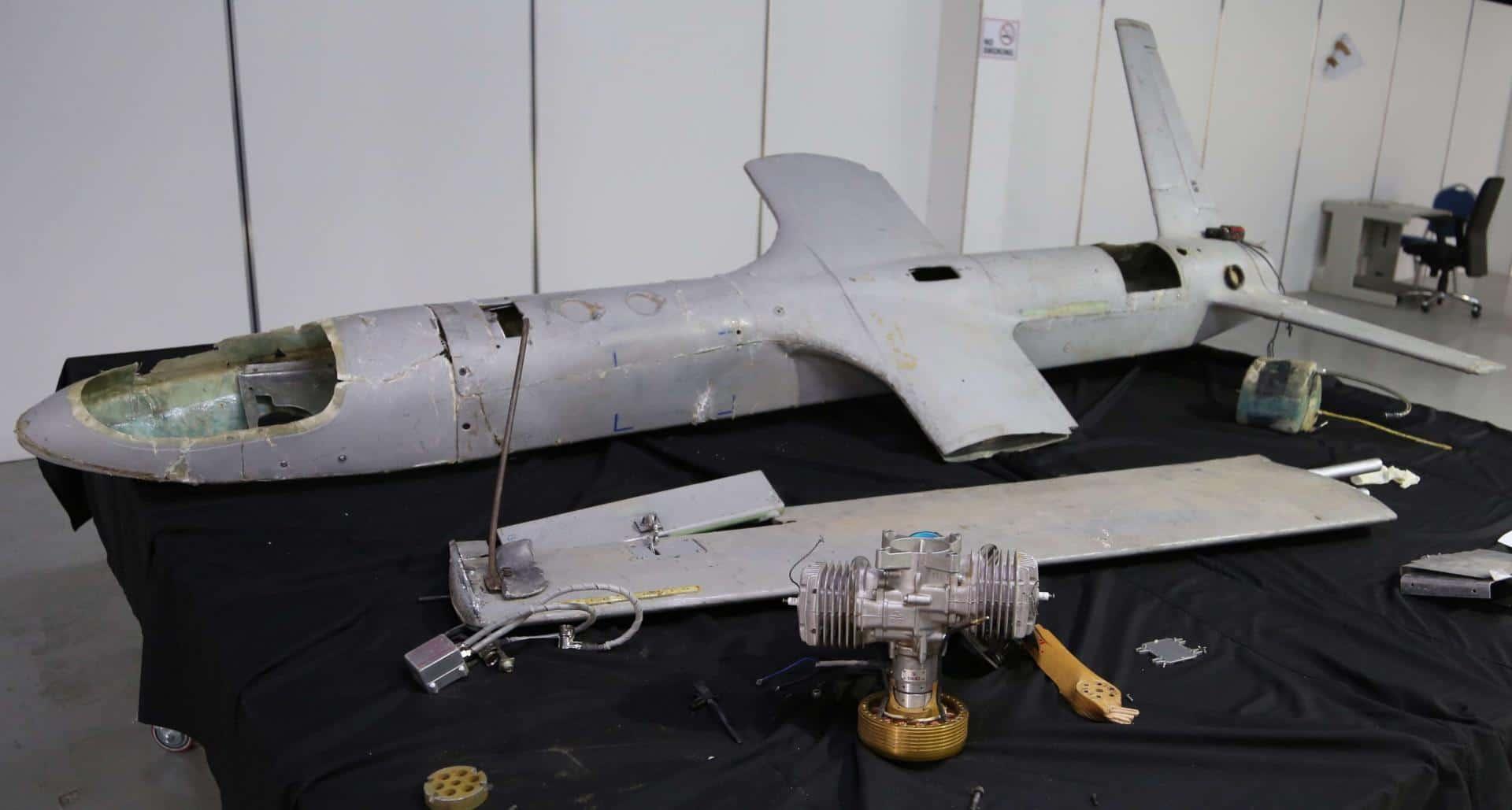 شركة مقرها دبي تشحن قطع الطائرات المسيرة إلى الحوثيين وتزور هوية مكانها على أنها في سلطنة عمان