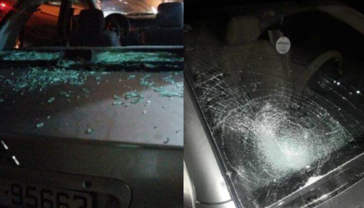 الأمن يلقي القبض على فتاة قامت بتحطيم زجاج عدد من المركبات في الحي الشرقي إربد