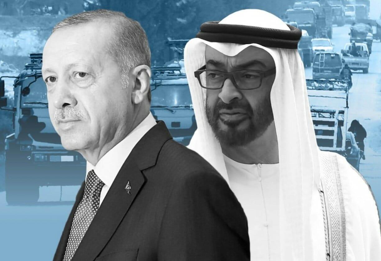 حساب إماراتي يكشف سبب كراهية محمد بن زايد للرئيس التركي رجب طيب أردوغان