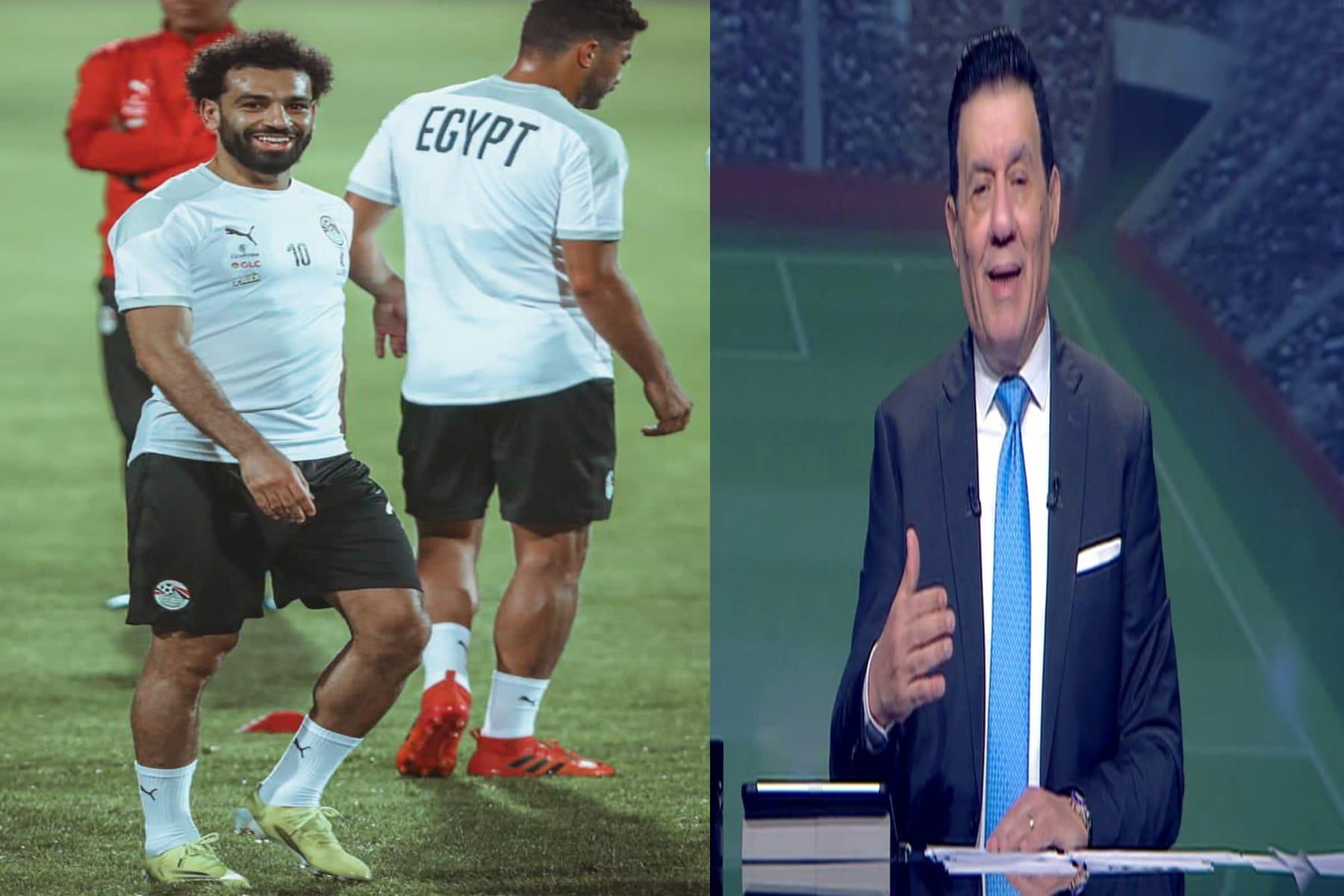 بالفيديو: مدحت شلبي يكشف تفاصيل إغراء محمد صلاح للرحيل عن ليفربول
