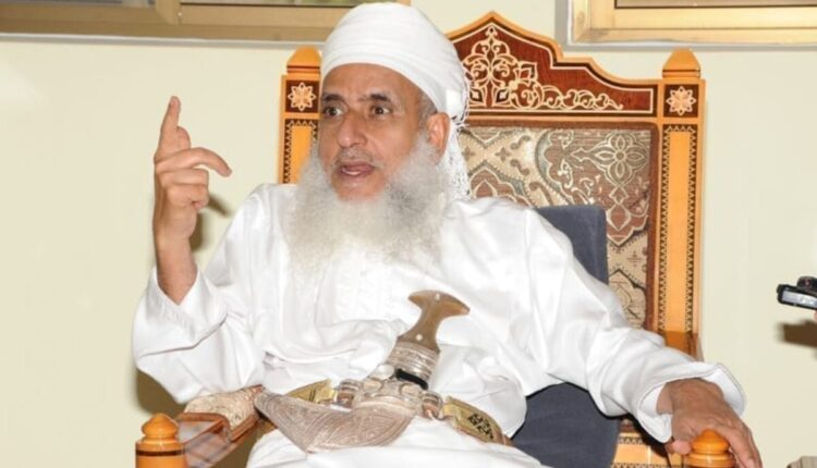 مفتي سلطنة عمان أحمد الخليلي يتحدث عن صحار
