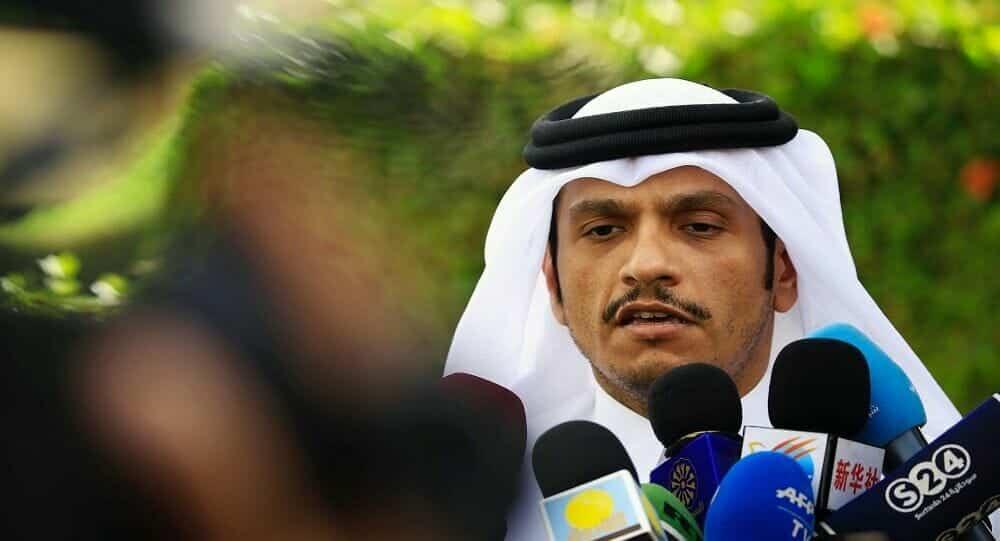 الدوحة ما تزال تمد يدها للحوار.. هذا ما قاله وزير خارجية قطر عن توقف المفاوضات مع السعودية دون سابق إنذار