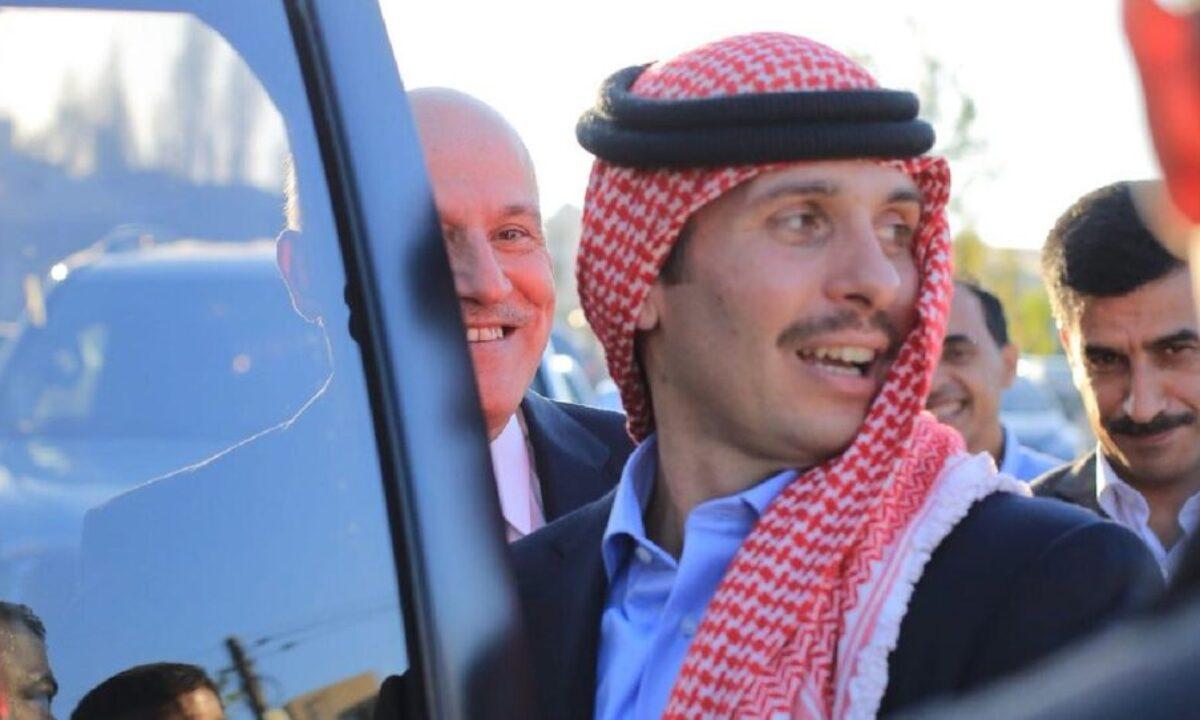 """النائب العام الأردني يكشف عن """"استثناءين"""" في أمر حظر النشر الصادر بقضية الأمير حمزة"""
