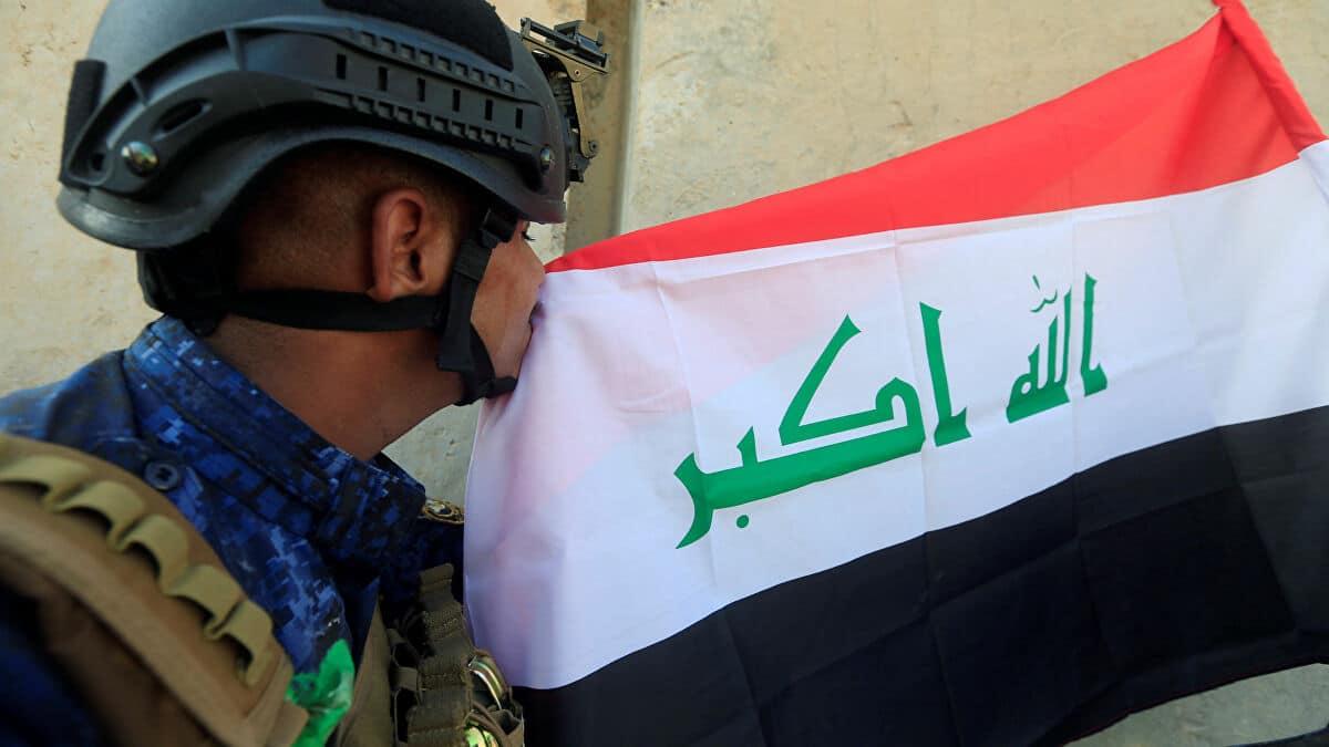 """""""فيديو"""" من داخل حي الكرادة وسط بغداد يفجر غضب العراقيين.. ما علاقة إسرائيل؟"""