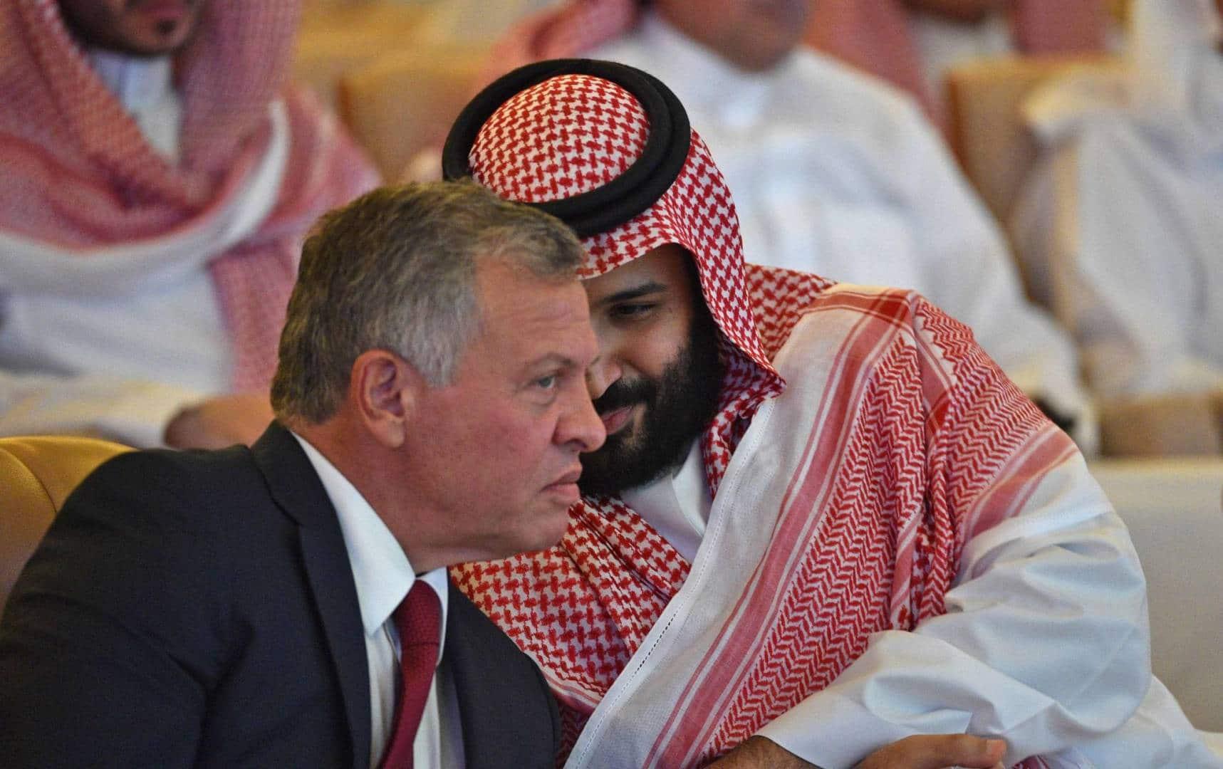 """حرب تسريبات أردنية تكشف الوجه الاخر للانقلاب الفاشل فمن هو """"دحلان السعودي""""؟!"""