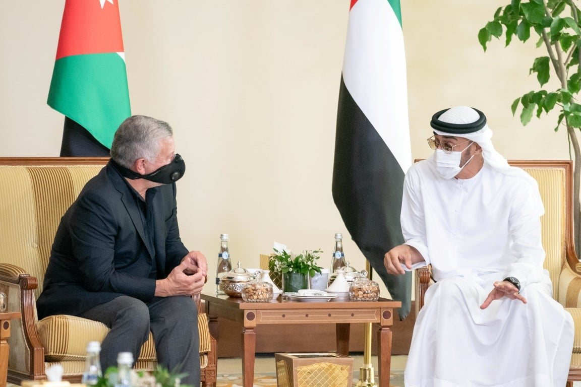 """محاولة انقلاب في الأردن خلفها الإمارات .. مصدر يكشف """"دور"""" الأمير حمزة بن الحسين"""