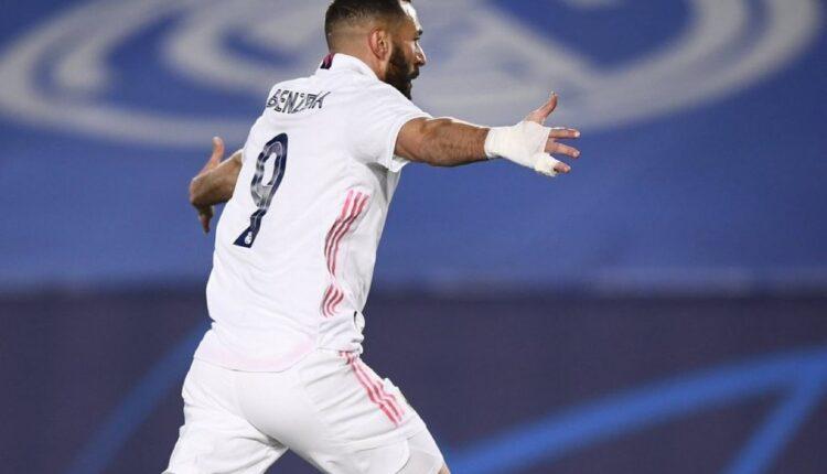 كريم بنزيما وأرقامه التاريخية مع ريال مدريد
