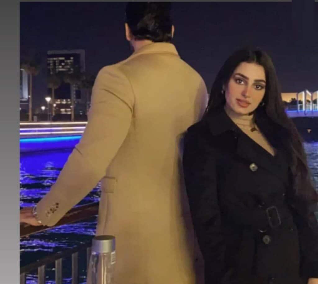 هل سرقت المهرة البحرينية من بلقيس زوجها بعد نشر هذه الصور!