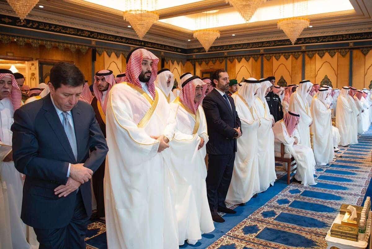 لماذا استمرار اعتقال باسم عوض الله يثير قلق السعودية ؟