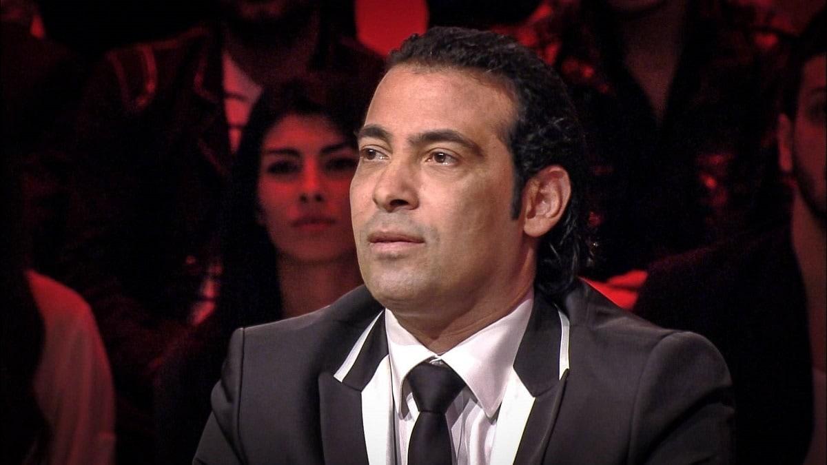 """سعد الصغير يتهم نزار الفارس بخداعه وينسحب على الهواء بسبب فيديو """" فيه خراب بيوت""""!"""