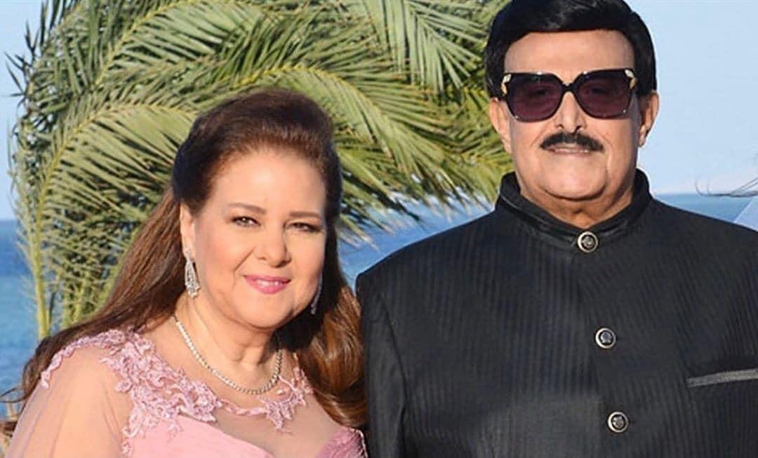 كورونا يهاجم سمير غانم وزوجته دلال عبدالعزيز .. آخر تطورات حالتهما بعد وضعهما على التنفس الإصطناعي