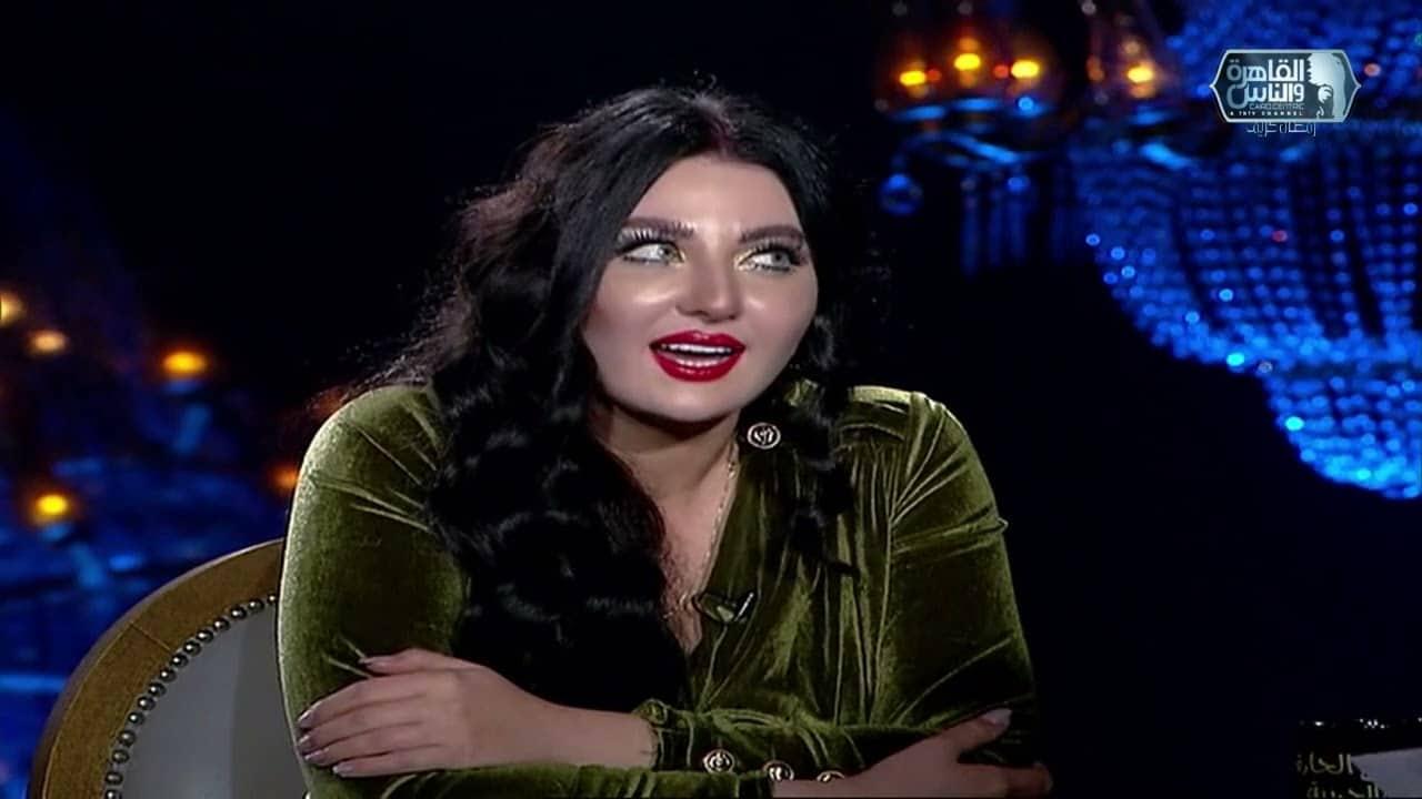 صافيناز تكشف حقيقة حصولها على مليون دولار من زوجها الأردني .. وهذا ما عرضه عليها وزير إعلام عربي!