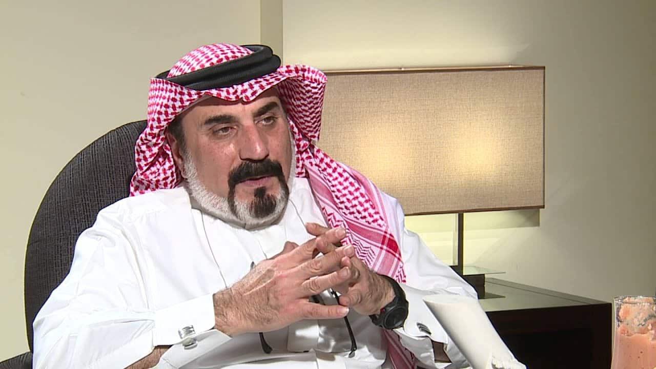"""السرطان ينهش جسد عبدالخالق الغانم مخرج """"طاش ماطاش"""" وصورته تهز مواقع التواصل!"""
