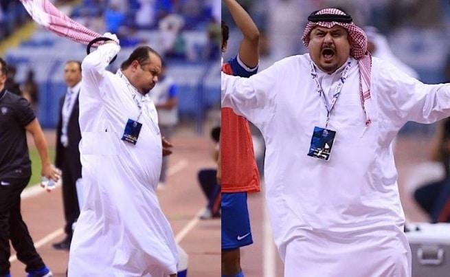 """""""المهداوي"""" يُلجم عبدالرحمن بن مساعد .. والأخير يُطلق الذباب للسبّ والشتم بعد فشله في الردّ"""