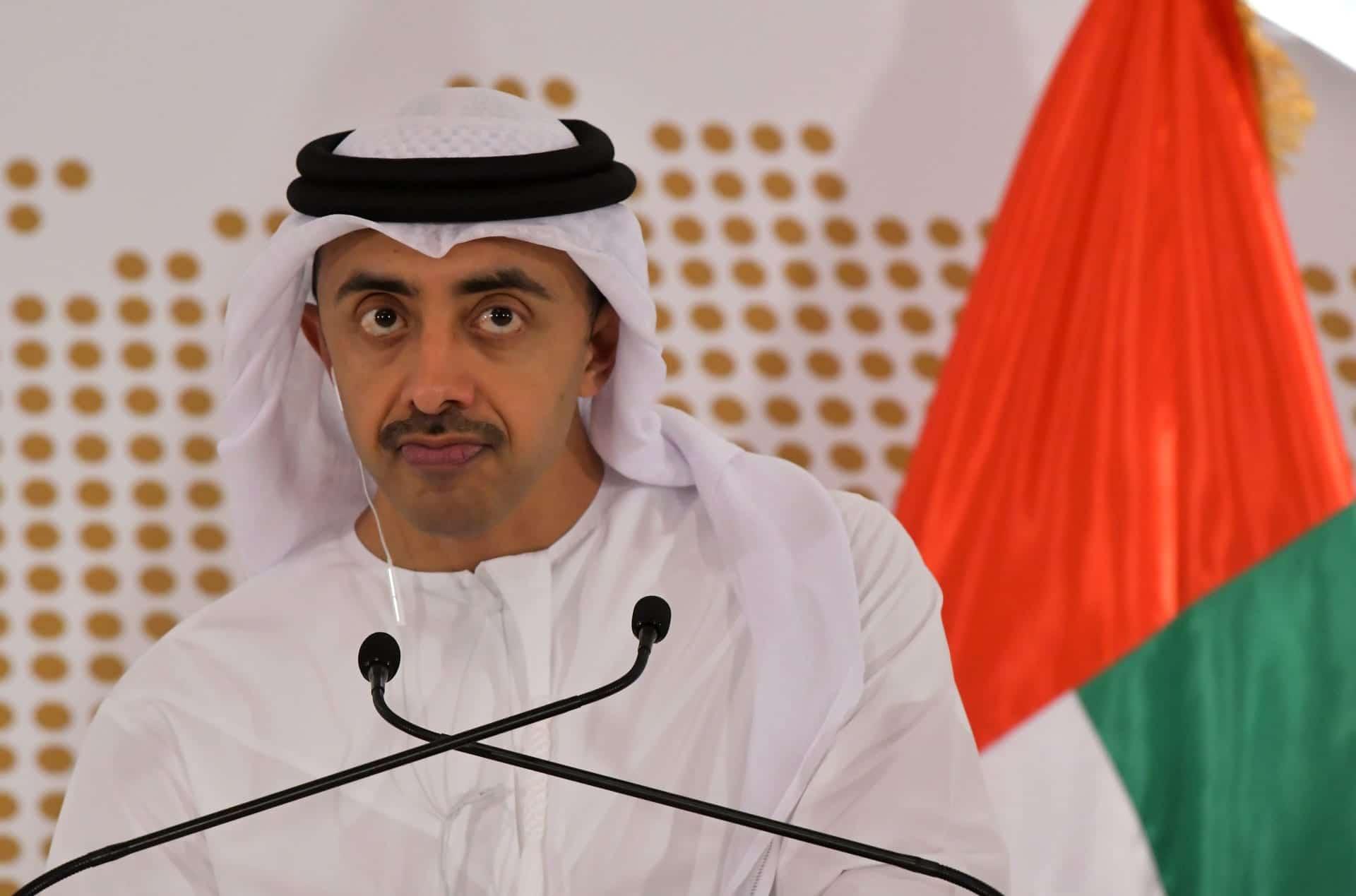 """وزير خارجية الإمارات يتعرض للتوبيخ.. عبدالله بن زايد يعيب على الفلسطينيين رفضهم لصفقة القرن: """"لا يتعلمون"""""""