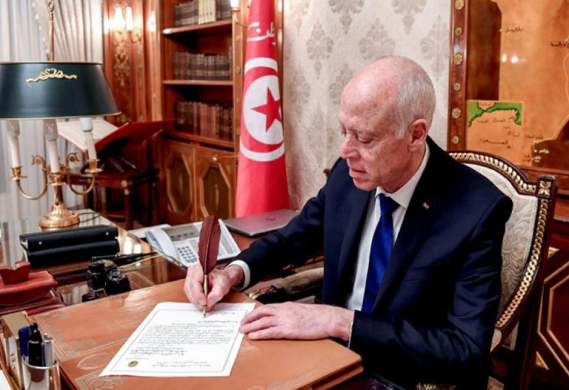 قيس سعيد رئيس تونس يعترف بمخطط الانقلاب الناعم ويكشف تفاصيل جديدة عن الوثيقة المسربة