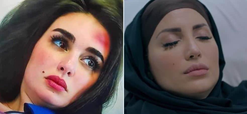 نسرين طافش تعيد مجد ياسمين صبري بهذا المشهد الذي أثار السخرية!