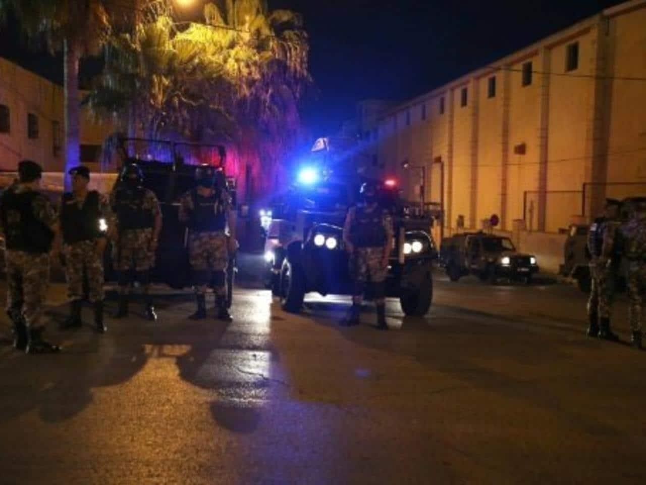 أول فيديو يظهر حالة الاستنفار الأمني القصوى في الأردن بعد محاولة انقلاب الأمير حمزة