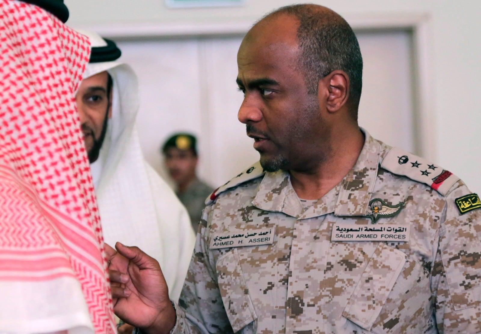 النظام السعودي في ورطة وشكوى قضائية ضد أحمد عسيري بعدما تردد على باريس بانتظام
