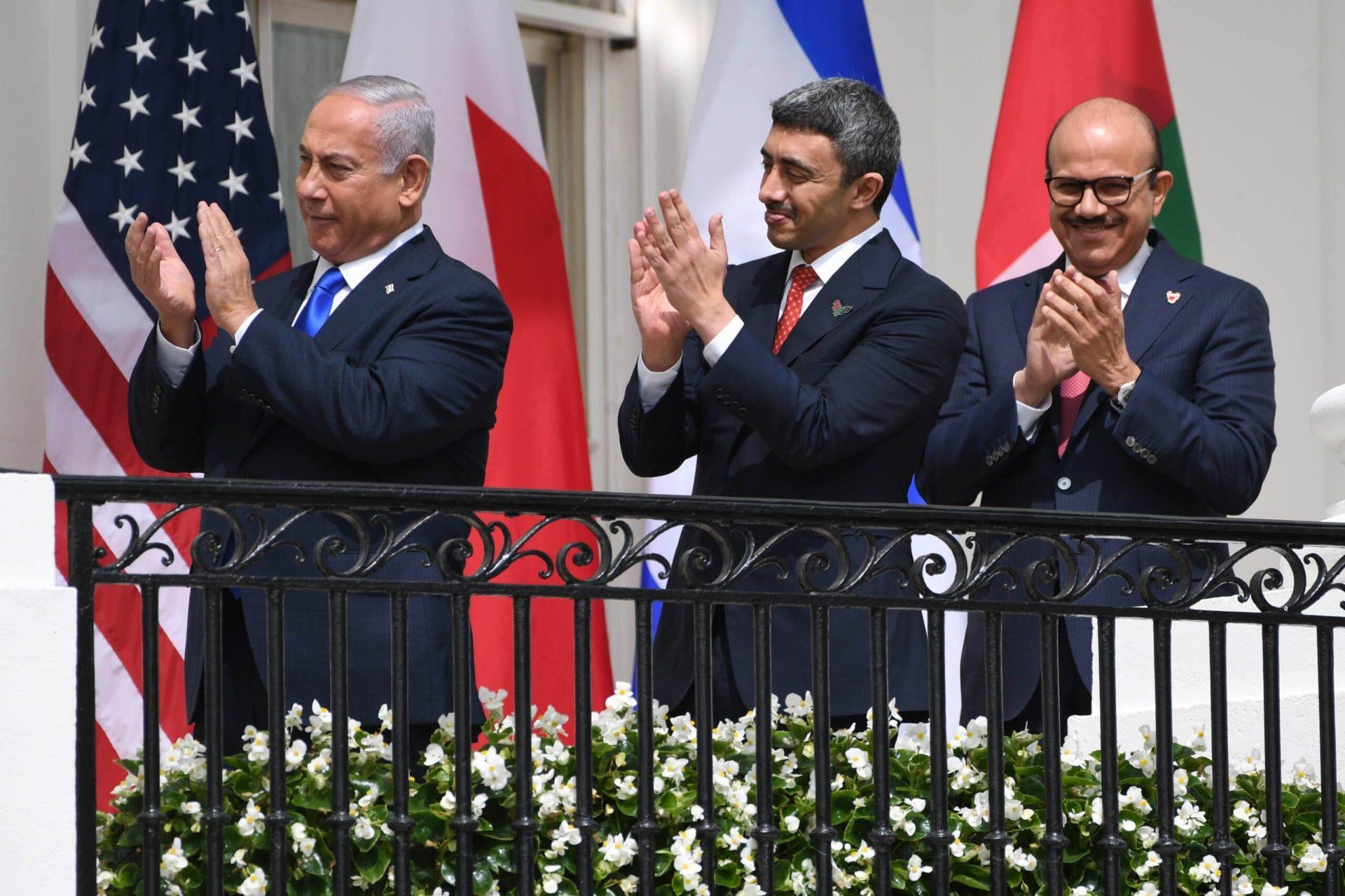 التطبيع الاماراتي مع اسرائيل