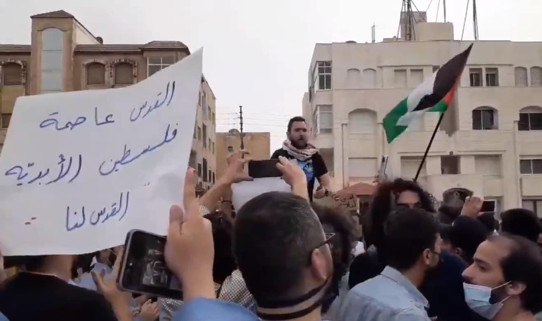 (لا سفارة للإرهاب) .. أردنيون يمهلون الحكومة 48 ساعة لإغلاق السفارة الإسرائيلية والا هذا ما يفعلونه