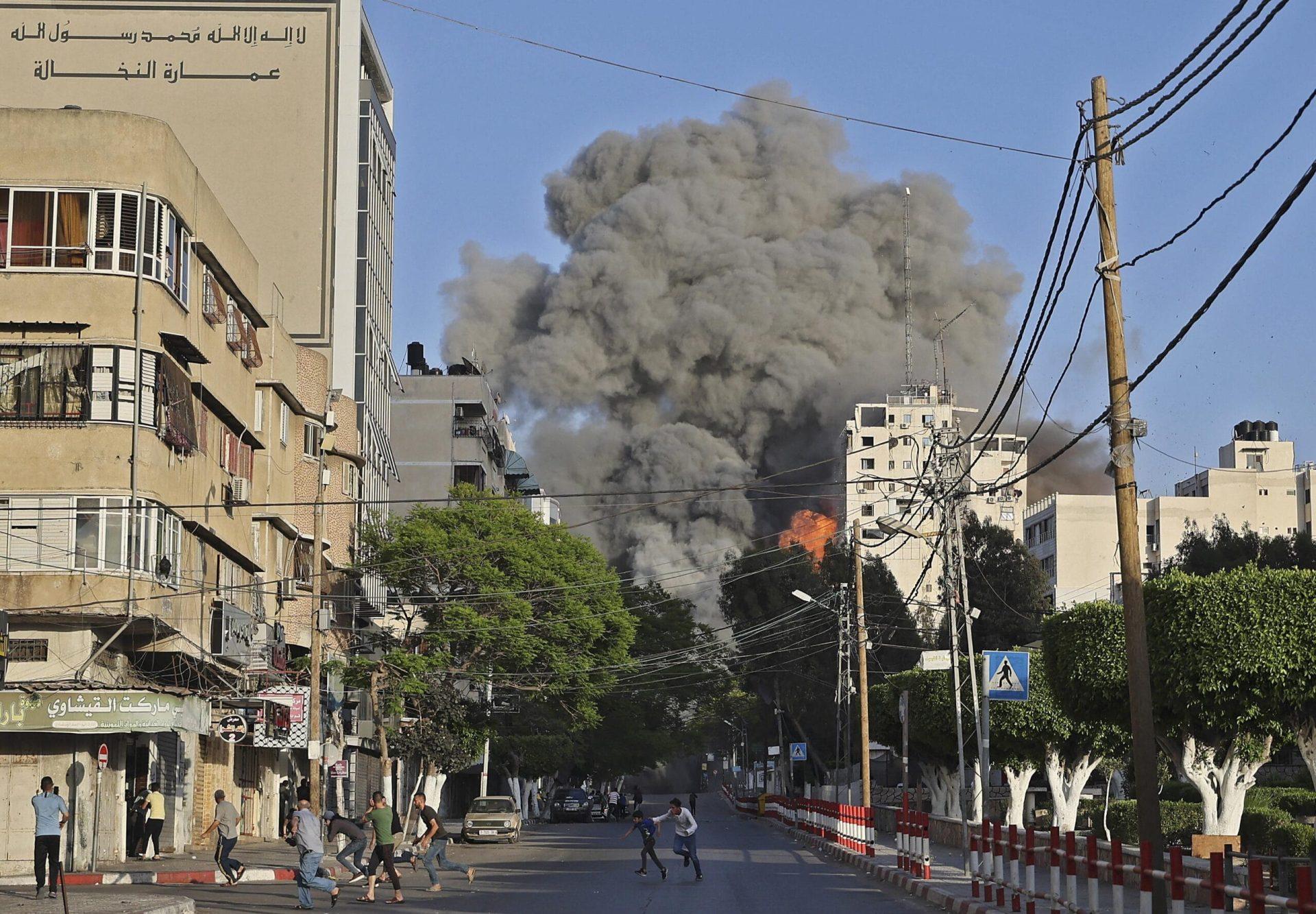 معاريف: الأوضاع في تل أبيب تسير نحو التصعيد وجولة جديدة مع حماس في قطاع غزة