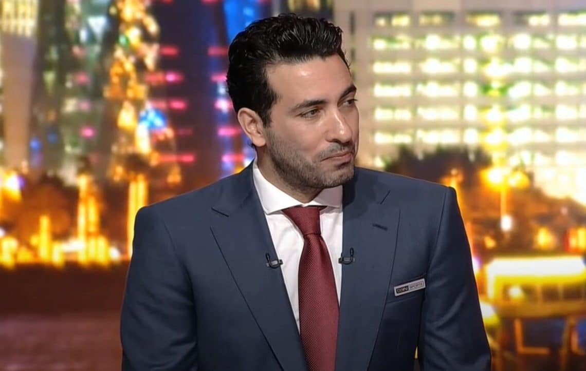بالفيديو: أبو تريكه يصف هدف محمد صلاح في شباك اليونايتد بصاروخ عياش